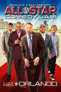 poster for Shaquille O'Neal Presents: All Star Comedy Jam - Live From Orlando