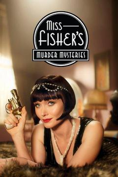 poster for Miss Fisher's Murder Mysteries
