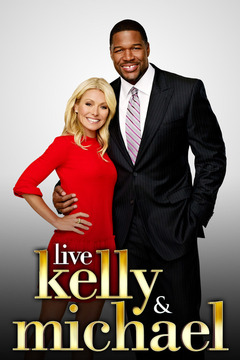 poster for Live! With Kelly and Michael