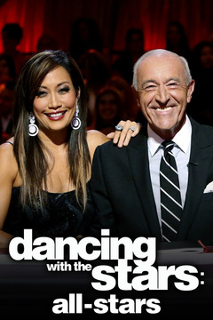 poster for Dancing With the Stars: All-Stars