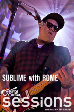 poster for Guitar Center Sessions Sublime
