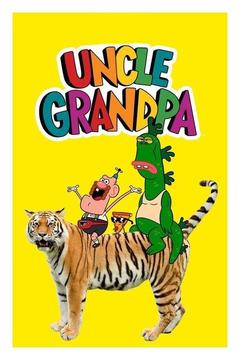 poster for Uncle Grandpa