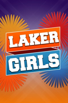 poster for Laker Girls