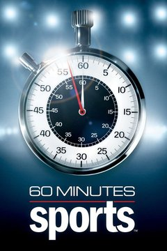 poster for 60 Minutes Sports