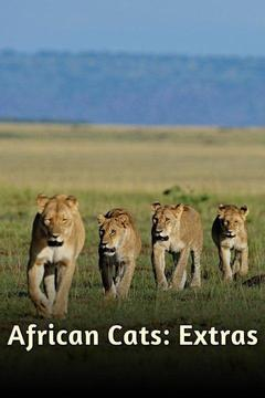 poster for African Cats: Extras