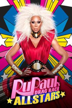 poster for RuPaul's All Stars Drag Race