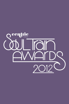 poster for 2012 Soul Train Awards