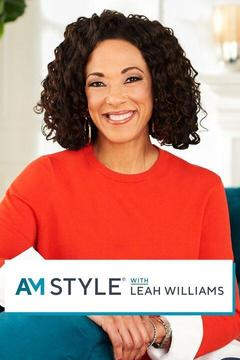poster for AM Style With Leah Williams