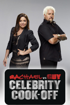 poster for Rachael vs. Guy Celebrity Cook-Off