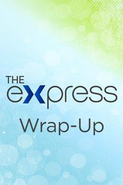 poster for The Express Wrap-Up