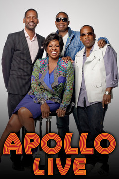 poster for Apollo Live
