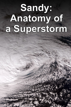 Sandy: Anatomy of a Superstorm