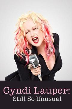 poster for Cyndi Lauper: Still So Unusual