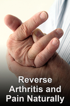 poster for Reverse Arthritis and Pain Naturally