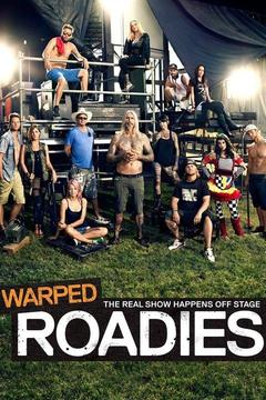 poster for Warped Roadies