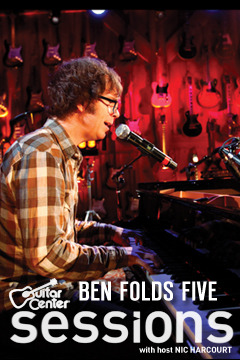 poster for Ben Folds Five: Guitar Center Sessions