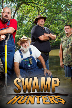 poster for Swamp Hunters