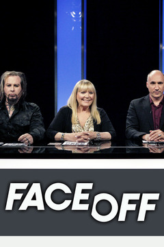 poster for Face Off