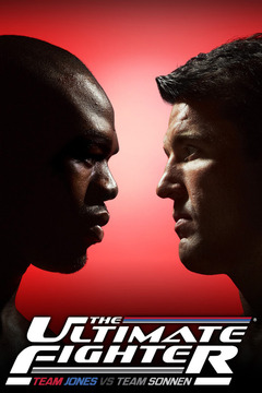 poster for The Ultimate Fighter