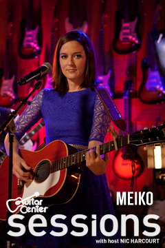poster for Meiko: Guitar Center Sessions