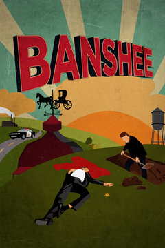 poster for Banshee: Extras