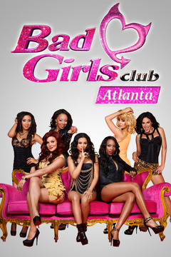 poster for The Bad Girls Club