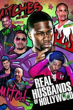poster for Real Husbands of Hollywood