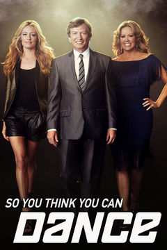 poster for So You Think You Can Dance