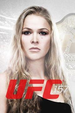 poster for UFC 157: Rousey vs. Carmouche - Replay