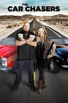 poster for The Car Chasers