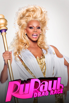 poster for RuPaul's Drag Race