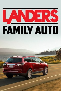 poster for Landers Family Auto