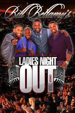 poster for Bill Bellamy's Ladies Night Out Comedy Tour