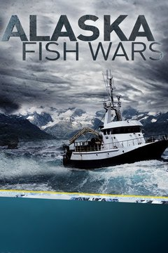 poster for Alaska Fish Wars