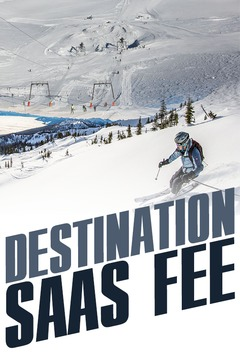poster for Destination Saas Fee