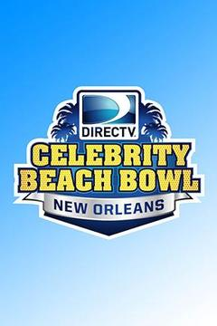 poster for Celebrity Beach Bowl 2013