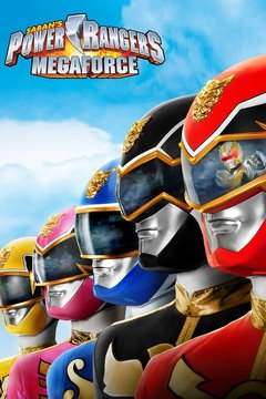 poster for Power Rangers Megaforce