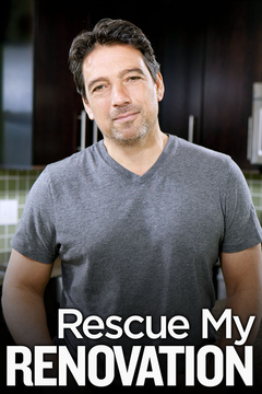 poster for Rescue My Renovation