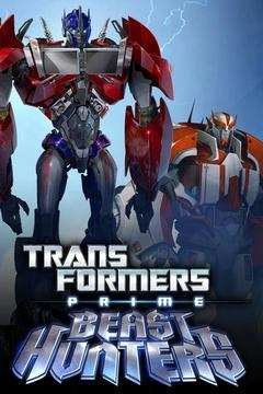 poster for Transformers Prime