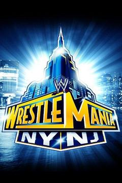 poster for WrestleMania XXIX HD - Replay