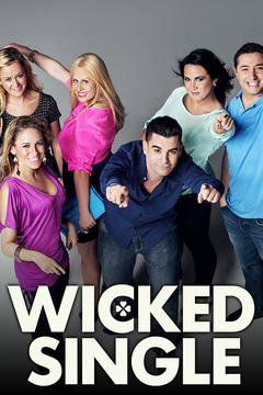 poster for Wicked Single