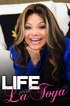 poster for Life With La Toya
