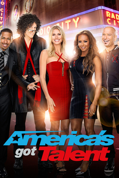 poster for America's Got Talent
