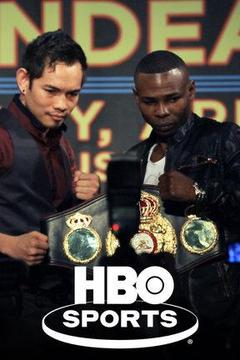 poster for Road to Donaire-Rigondeaux