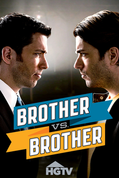 poster for Brother vs. Brother