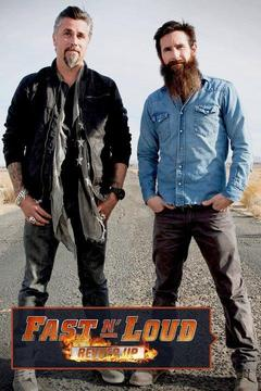 poster for Fast N' Loud: Revved Up