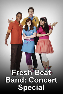 poster for Fresh Beat Band: Concert Special
