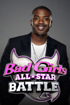 poster for Bad Girls All Star Battle