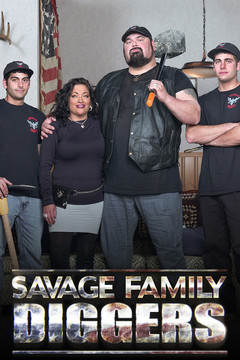 poster for Savage Family Diggers