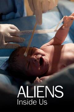 poster for Aliens Inside Us